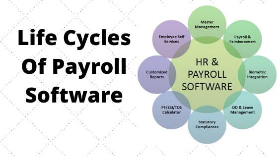 life cycles of payroll software